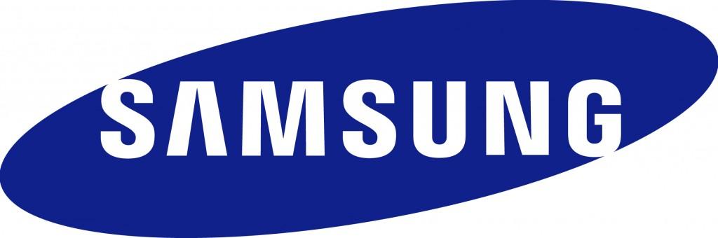 logotipo samsung