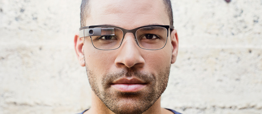 Google Glass Split
