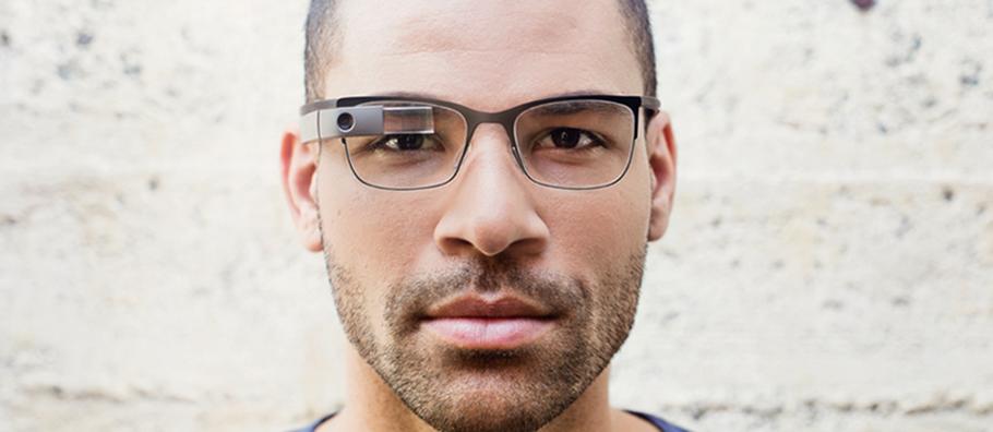 Google Glass Split
