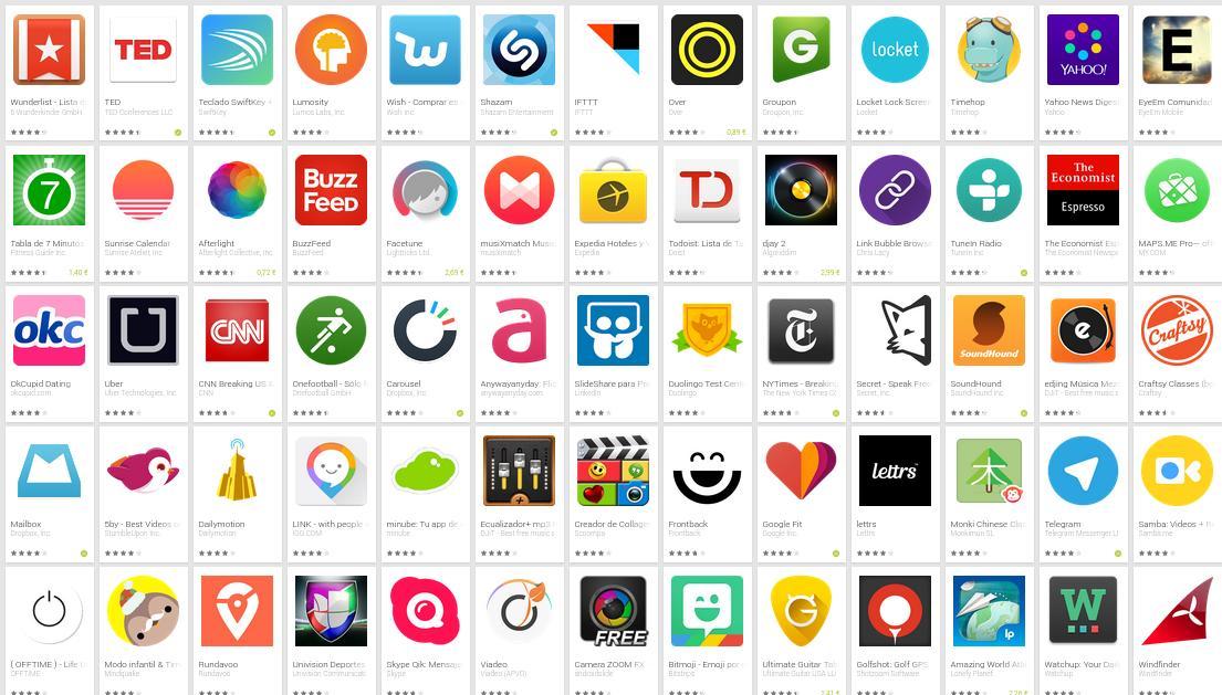 mellores apps 2014
