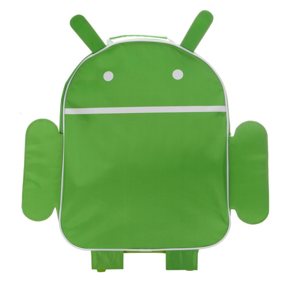 mochila android con rodas