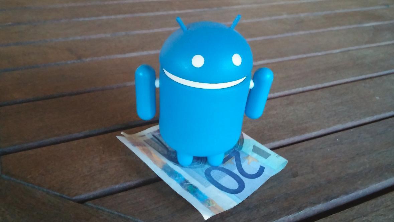 regalos android menos 20 euros
