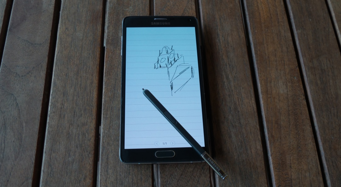 Samsung Galaxy Note 4 s pen 2