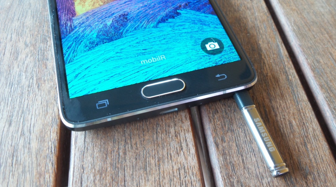 Samsung Galaxy Note 4 s pen 3