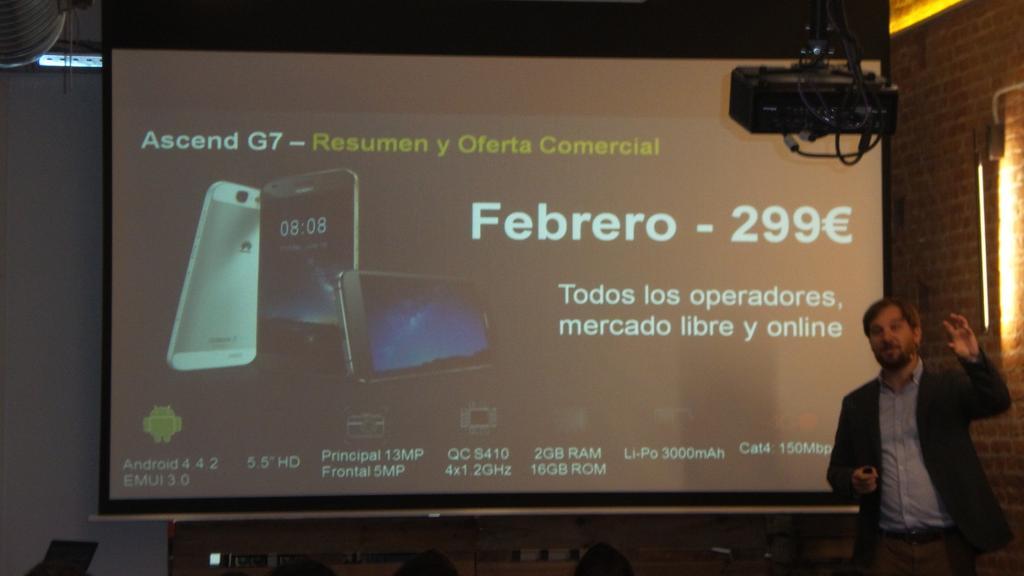 ascend g7 presentacion