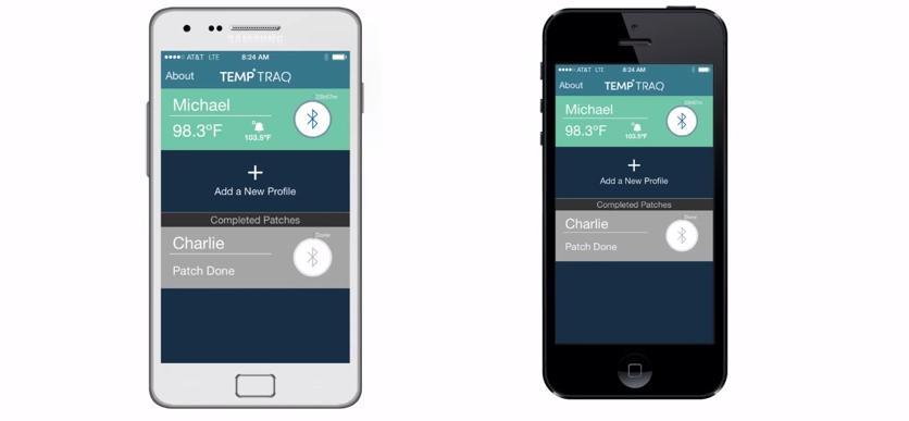 temptraq app