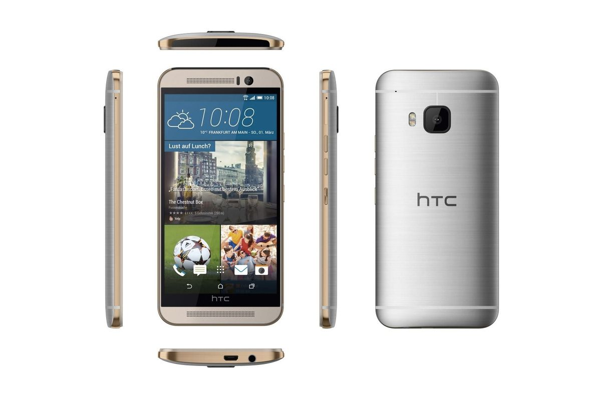 htc one m9 - enteiro
