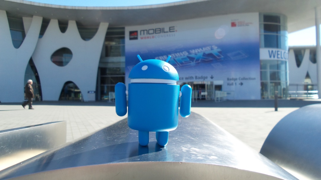 mallando no android mwc