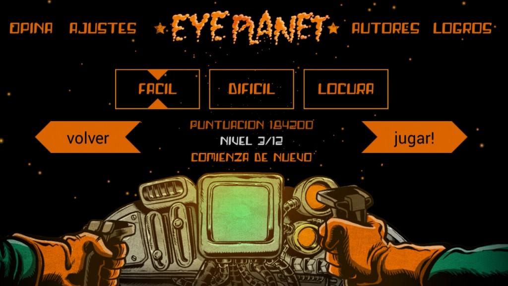 Eye Planet 02