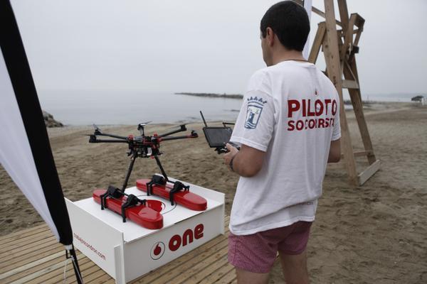 drone socorrista vodafone -2