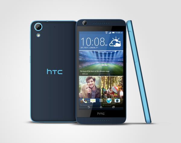 HTC Desire 626 BlueLagoon