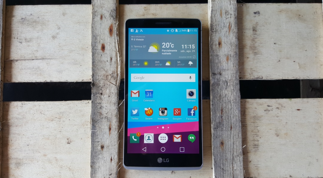 LG G4 Stylus - 1
