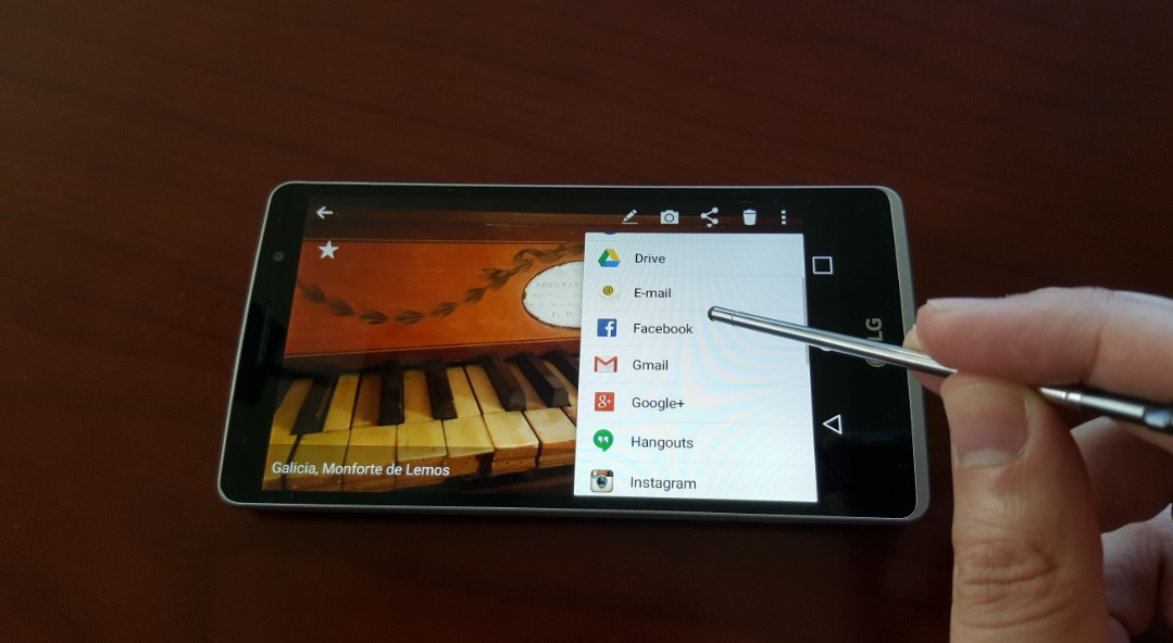 LG G4 Stylus - 4