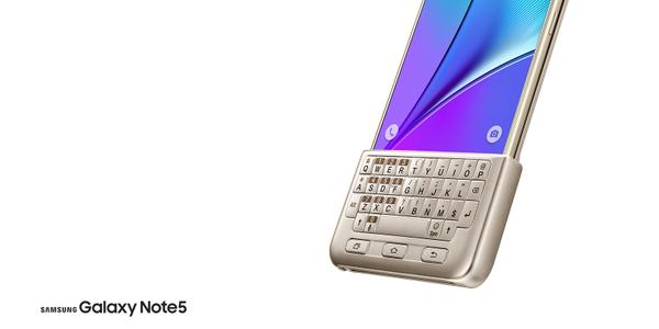 teclado galaxy note 5