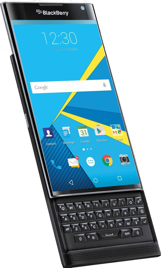 blackberry priv venice