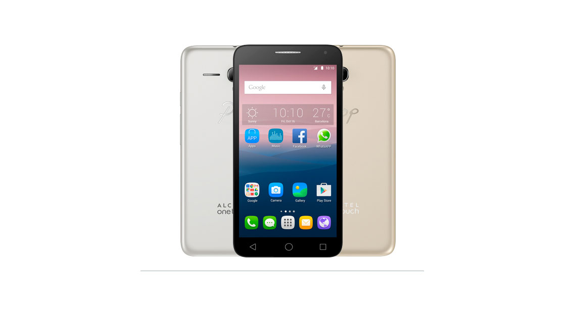 Alcatel Onetouch Pop 3 - 2