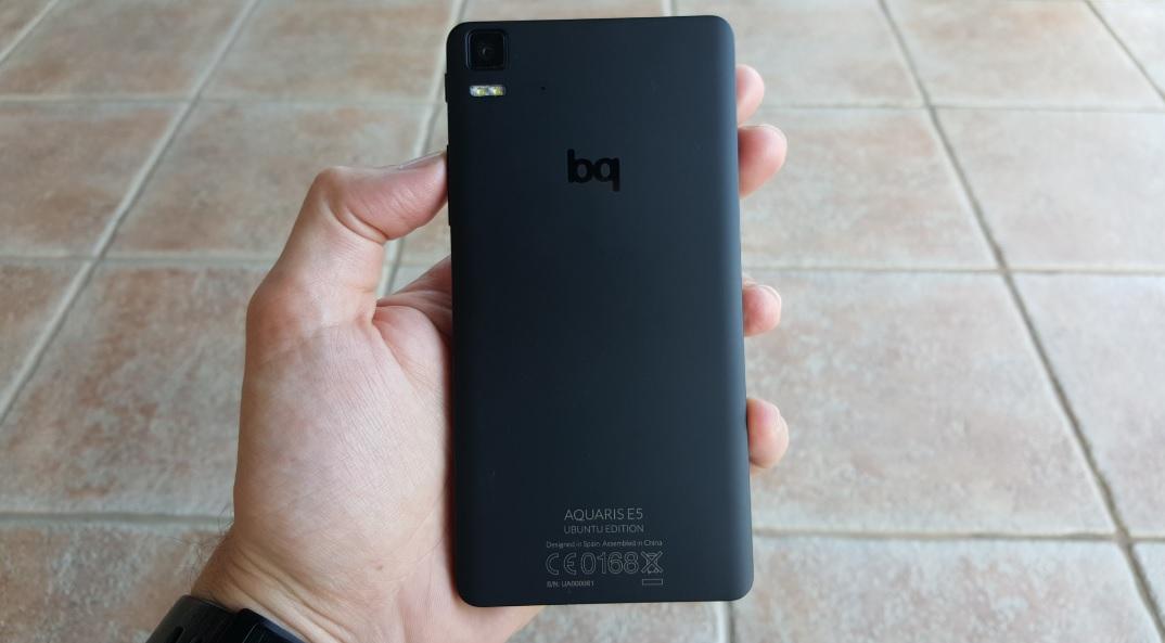 bq ubuntu phone - 2