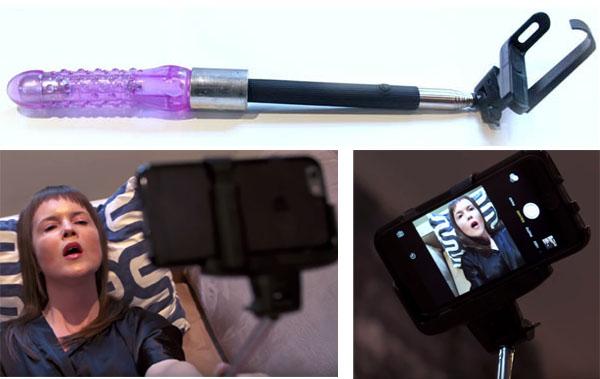 dildo selfie stick - 2