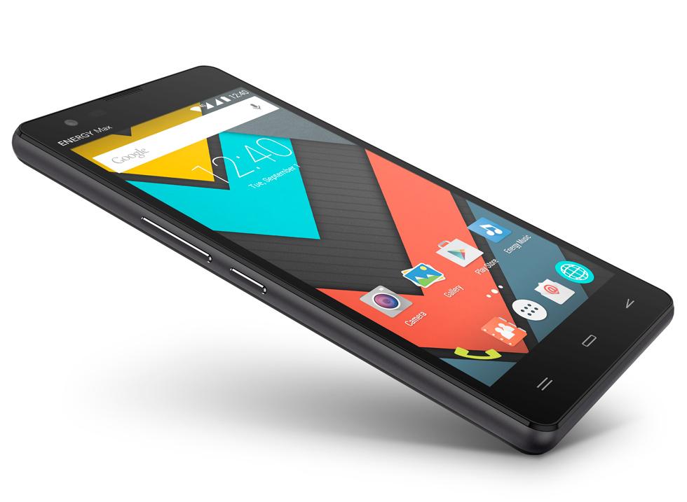 energy phone max 4g - 1