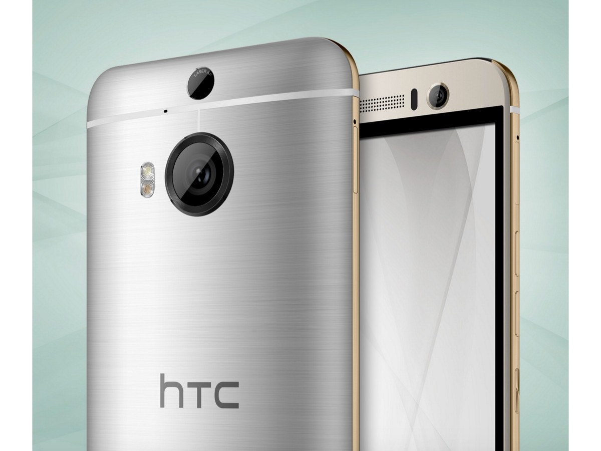 htc one m9+ aurora edition - 1