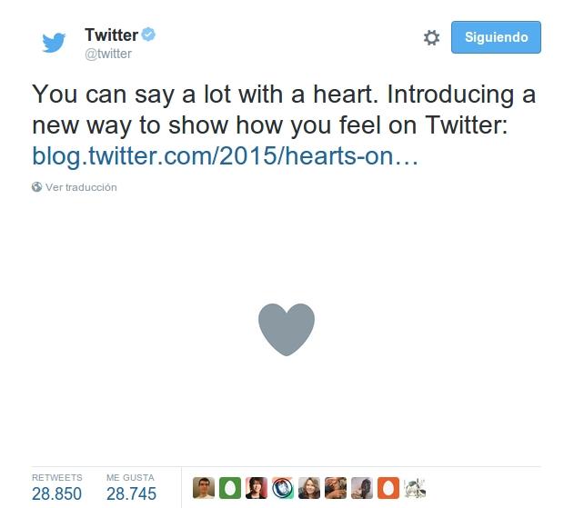 corazon twitter