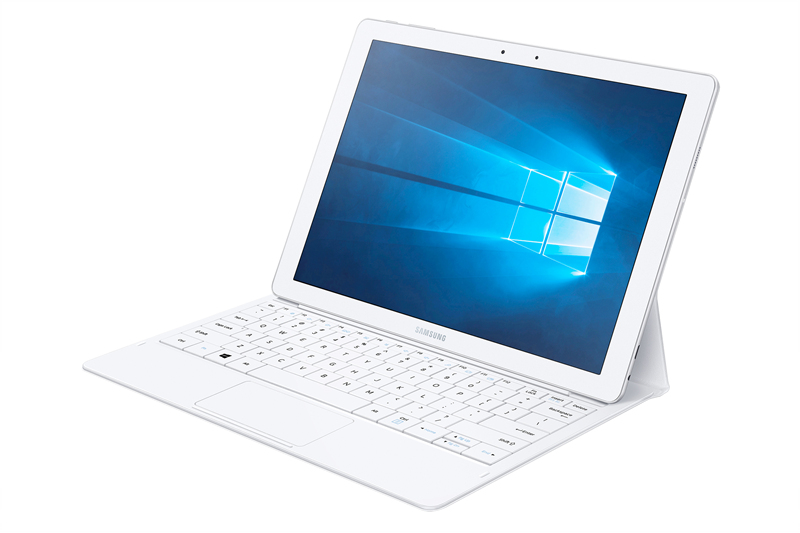 Galaxy TabPro S_006_Perspective_White
