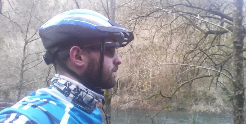 google glass ciclismo