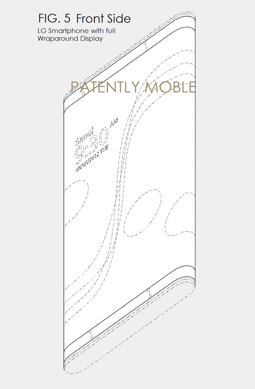 lg patente pantalla completa - 2
