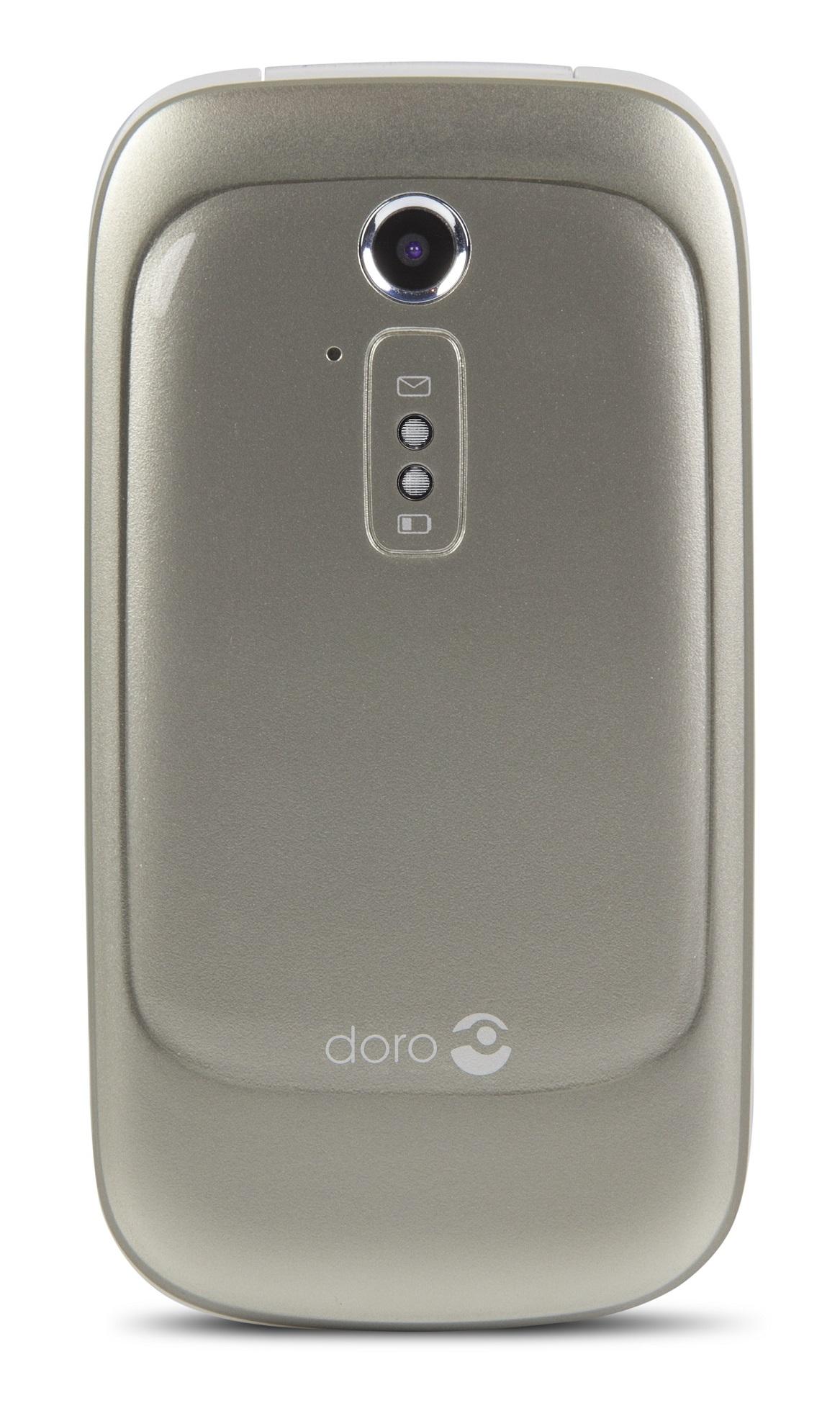 Doro 6520 - Champagne & White_b