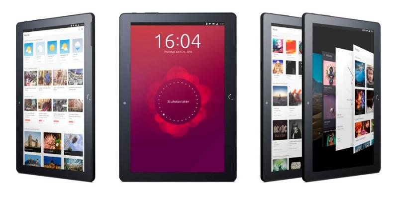 bq anuncia a tablet con Ubuntu bq M10