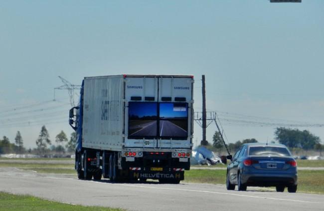 samsung safety truck - 1