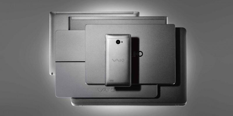 VAIO Phone Biz, o primeiro smartphone Windows 10 da marca