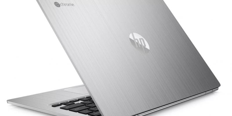 HP presenta o HP Chromebook 13