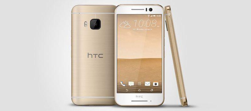 HTC One S9, o novo gama media de HTC que custará 500 euros