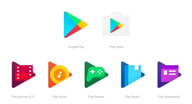 iconas google apps