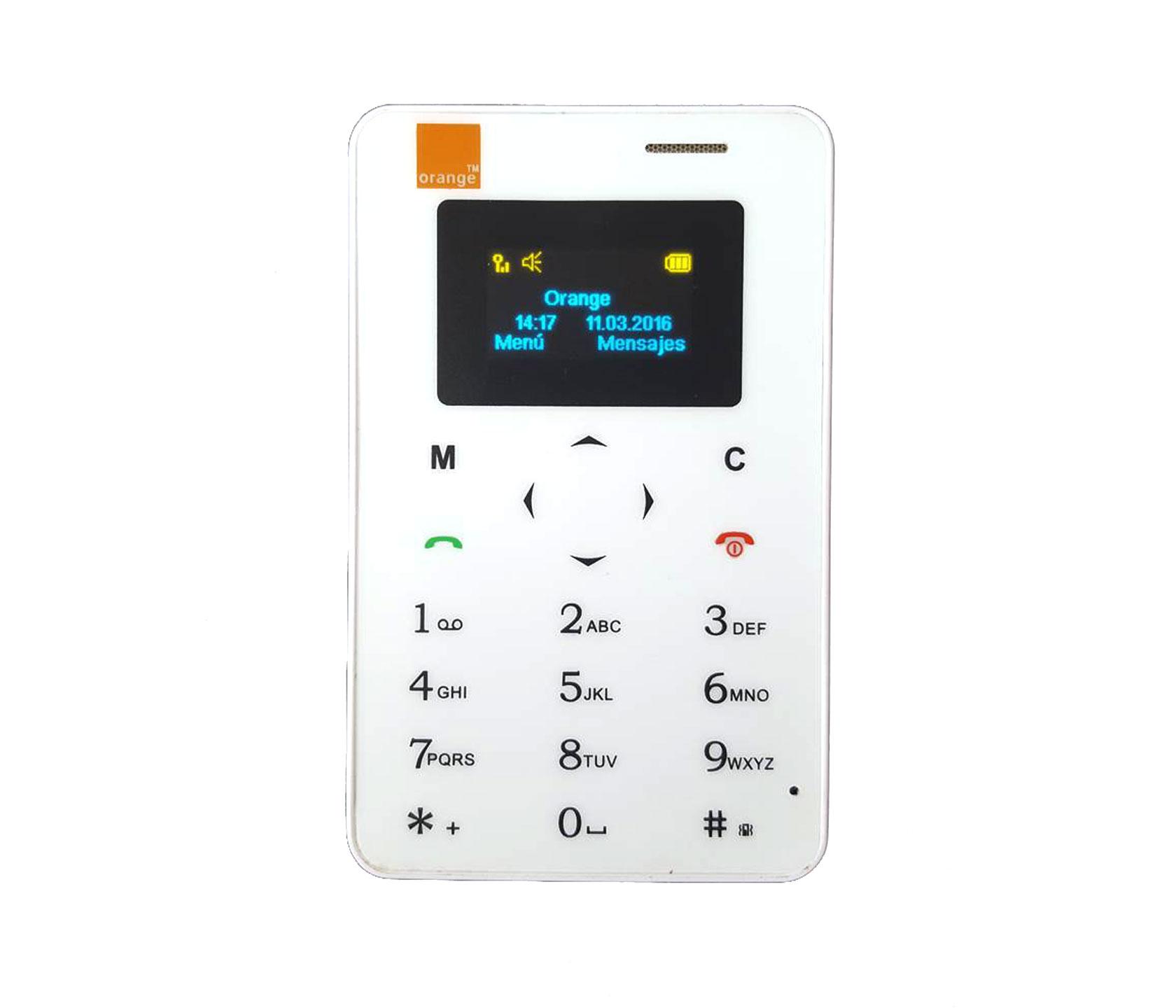 orange card phone - 2