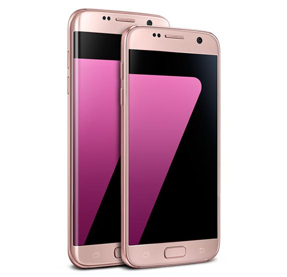 galaxy s7 rosa