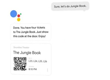 google assistant - 1