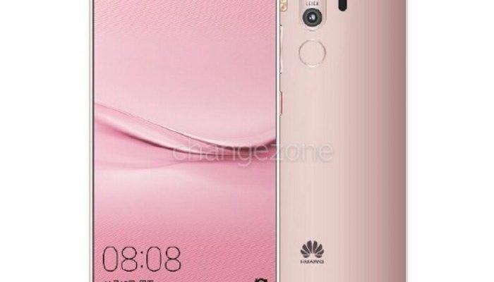 Huawei programa un evento para o 3 de novembro: Huawei Mate 9?